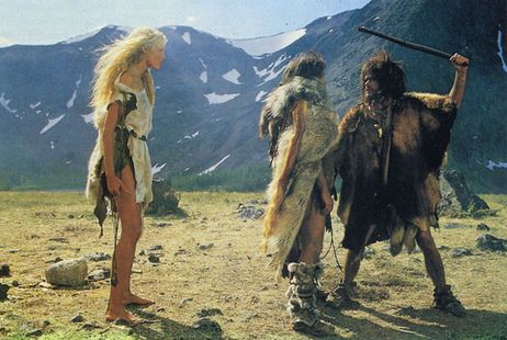 Scene-from-the-film-version-of-Clan-of-the-Cave-Bear